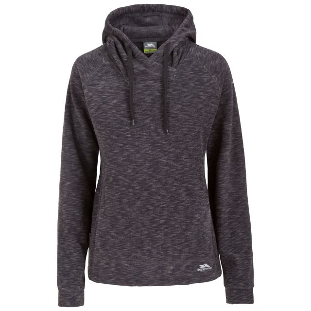 Katniss Women's Hoodie Pullover Jumper in Black