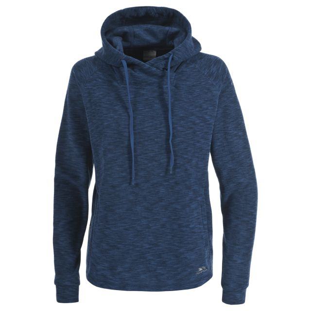 Katniss Women's Hoodie Pullover Jumper in Navy