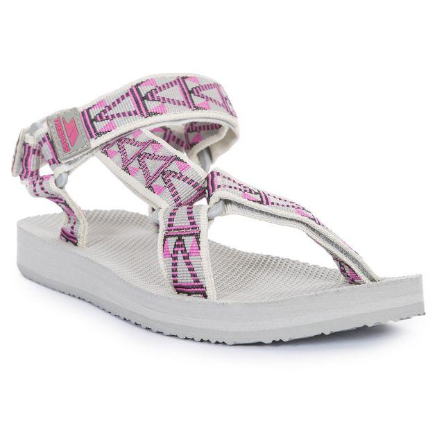 Keegan Women's Trekking Sandals in Grey