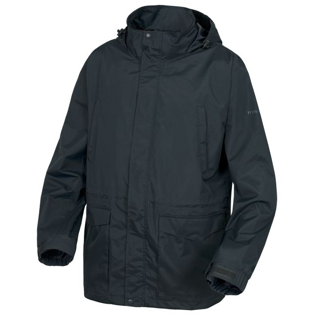 Kittridge Men's Waterproof Jacket in Navy