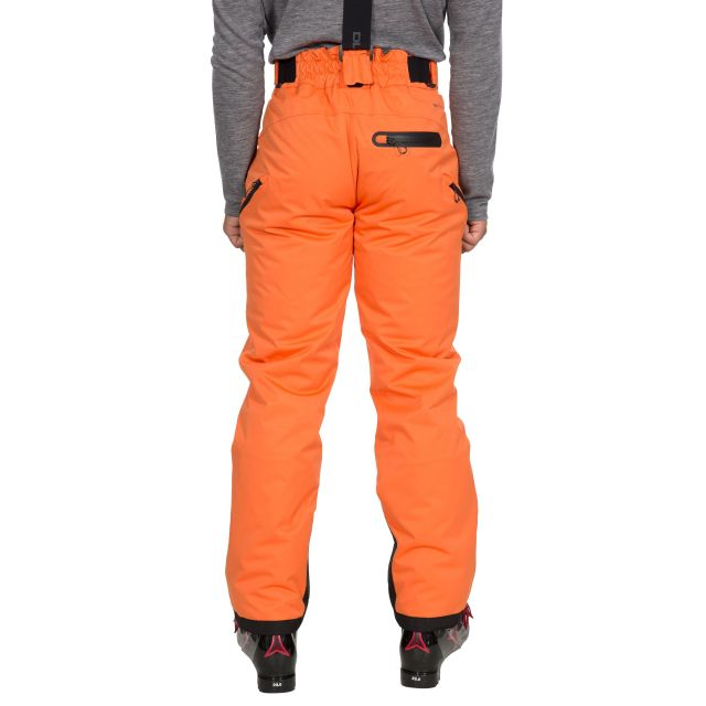 Kristoff Men's DLX Salopettes in Orange