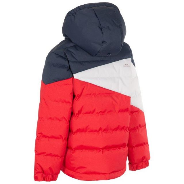 Trespass Mens Casual Jacket in Red Layout