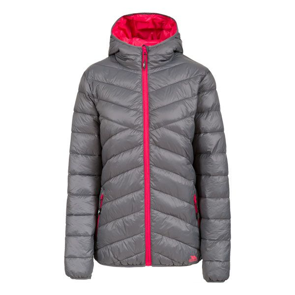 Liberty Women's Padded Jacket  in Grey