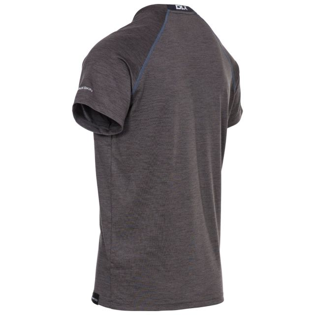 Loki Men's DLX Eco-Friendly T-Shirt  in Dark Grey