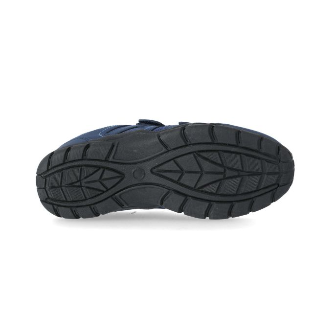 Lomaa Kids' Velcro Trainers in Blue