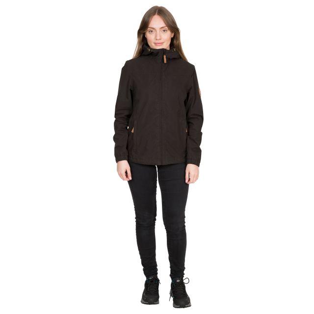 DLX Womens Waterproof Jacket Lynden in Black