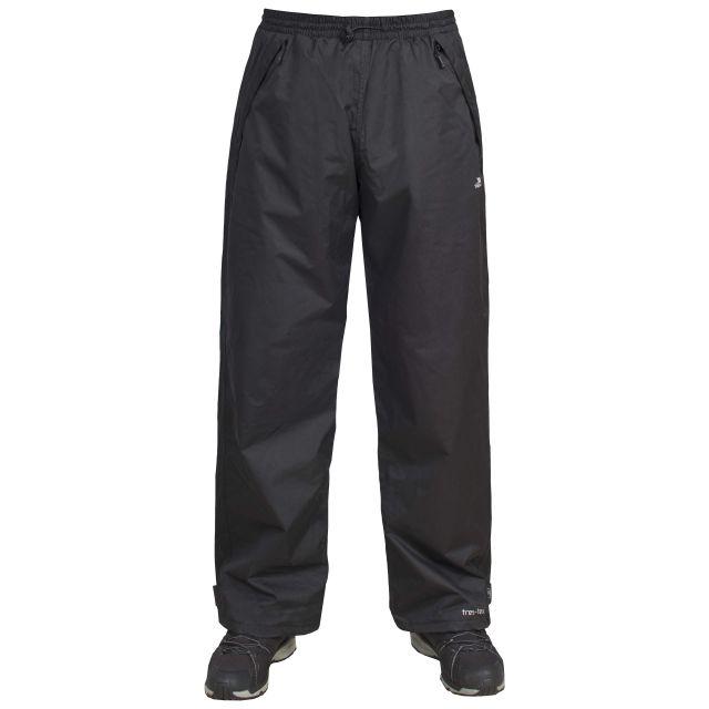 Toliland Trousers Men's Black Trousers