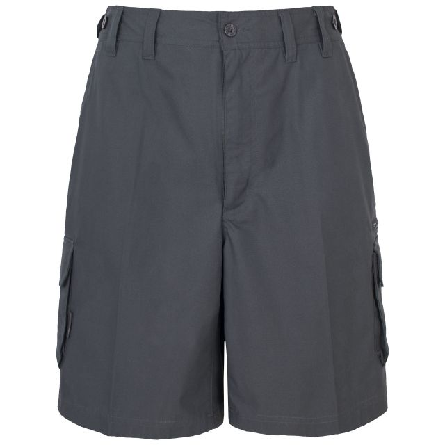 Gally Men's Cargo Shorts in Grey