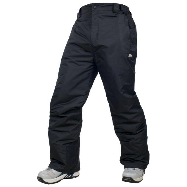Coaldale Men's Ski Pants in Black