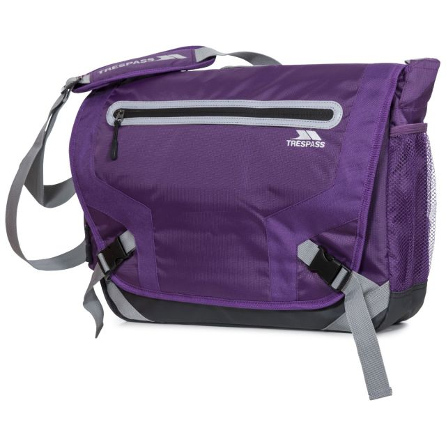 Mackintosh 10 Litre Padded Laptop Cross Body Bag - PUR