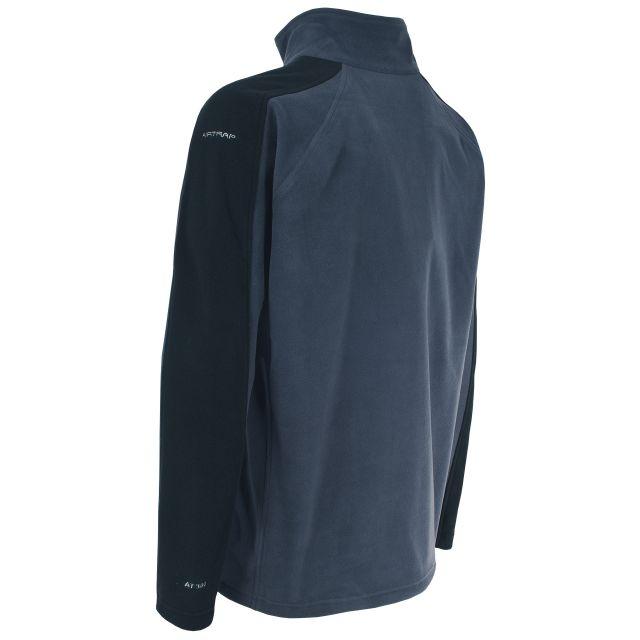 Acres Men's Fleece Jacket in Navy