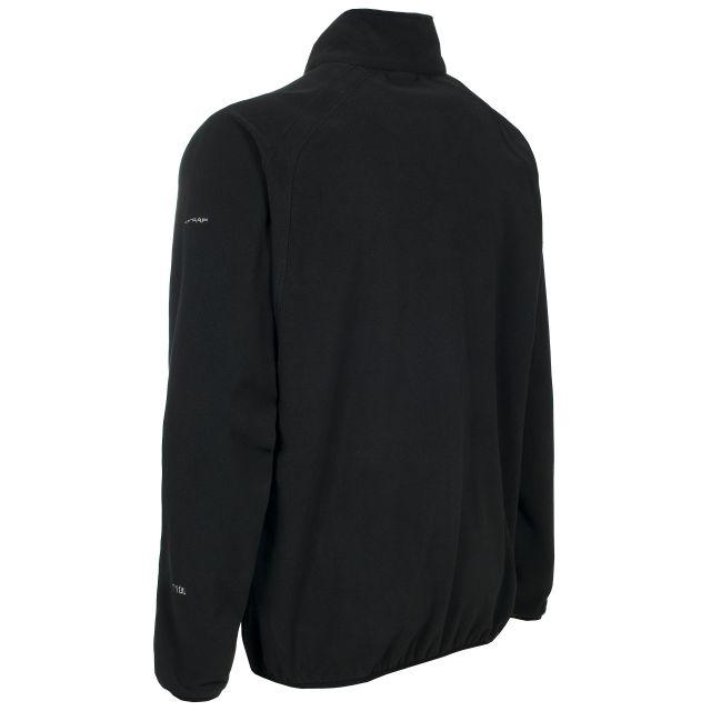 Gladstone Men's Microfleece Jacket in Black