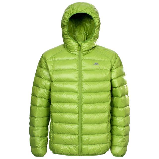 Ramirez Men's Down Packaway Jacket in Green