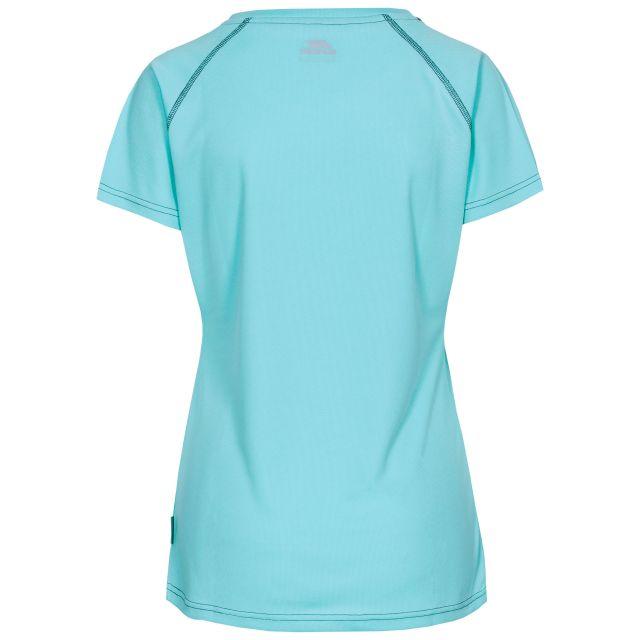 Mamo Women's Quick Dry T-Shirt in Light Blue