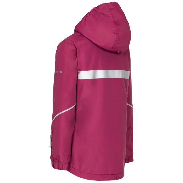 Marilou Kids' Waterproof Jacket in Red
