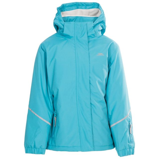 Marilou Kids' Waterproof Jacket in Blue