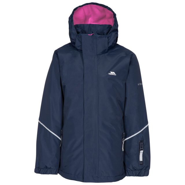 Marilou Kids' Waterproof Jacket in Navy