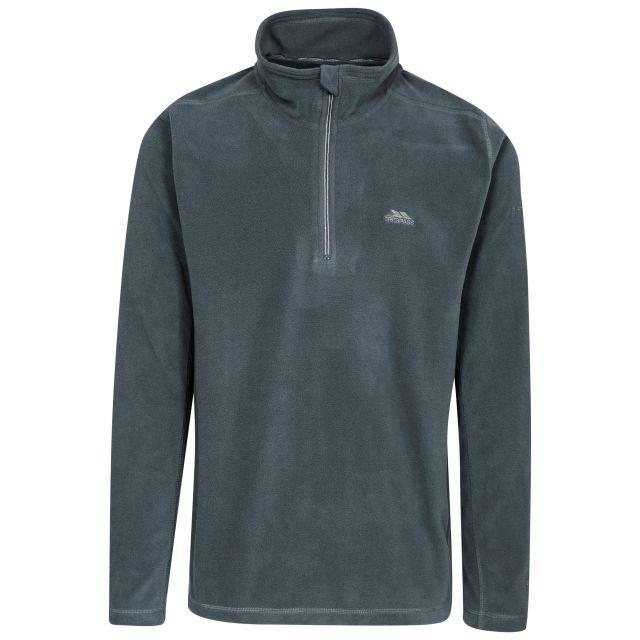 Maringa Men's 1/2 Zip Fleece in Grey