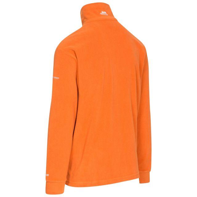 Masonville Men's 1/2 Zip Fleece in Orange