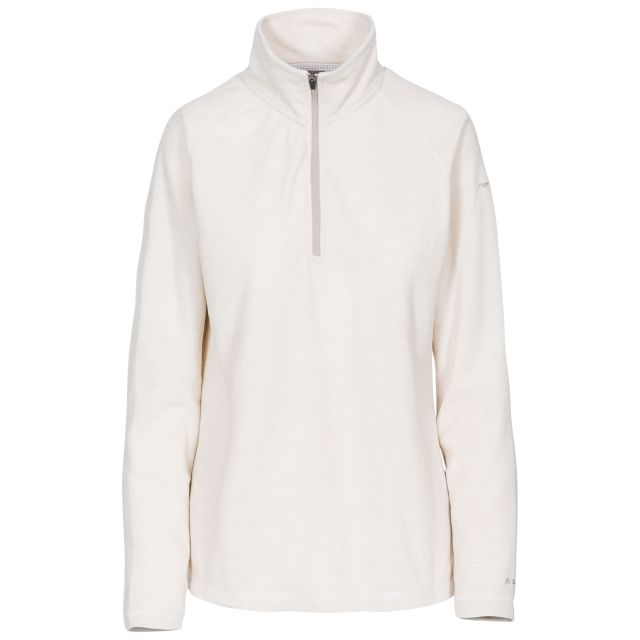 Meadows Women's 1/2 Zip Fleece in Tan
