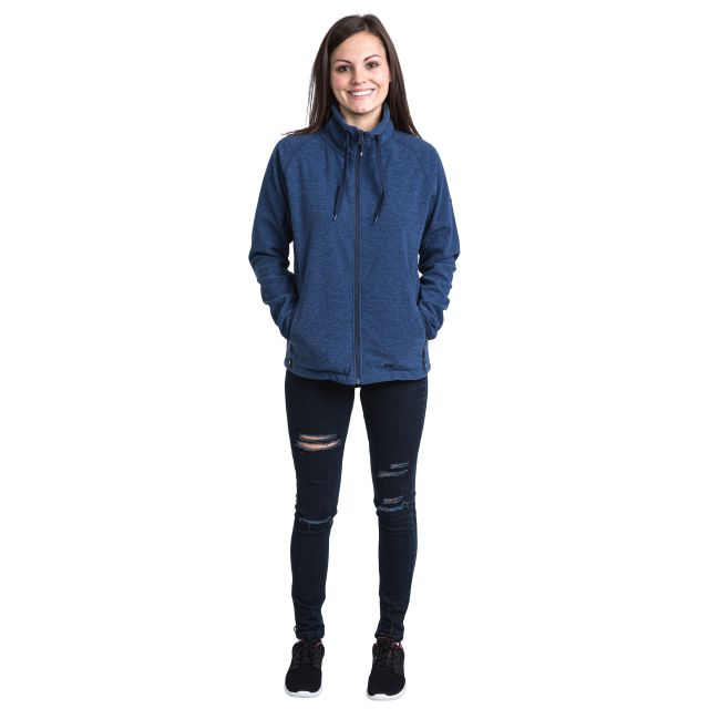Mirsha Women's Fleece in Navy