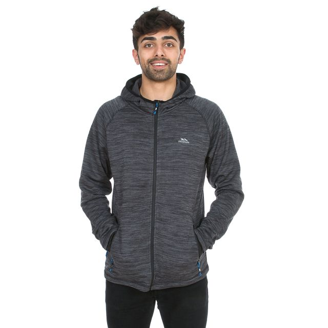 Northwood Men's Fleece Hoodie in Black