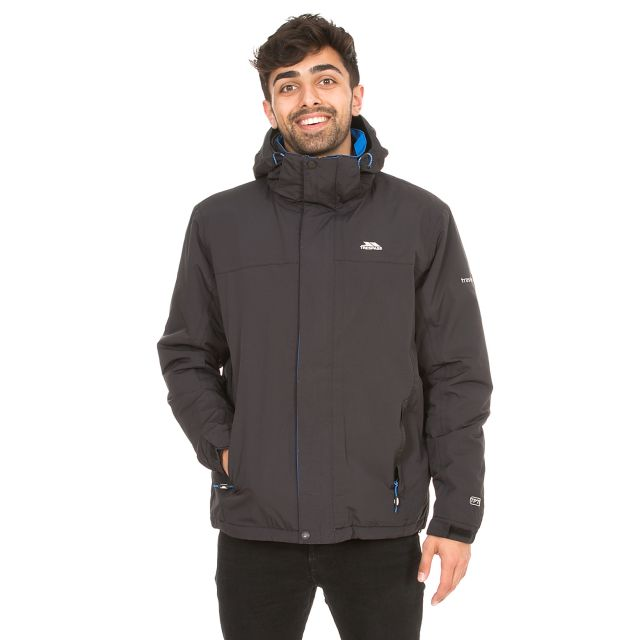 Donelly Men's Waterproof Jacket in Black