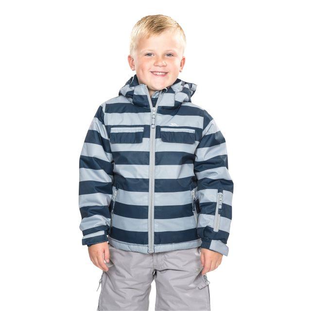 Motley Kids' Ski Jacket in Navy