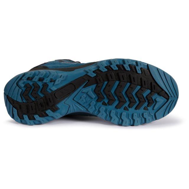 Trespass Womens Walking Boots Waterproof Suede Nairne Teal