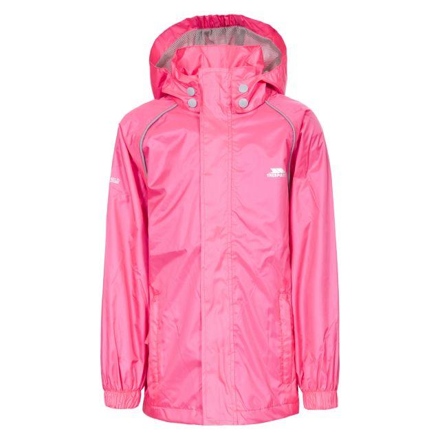 Neely II Kids' Waterproof Jacket in Pink