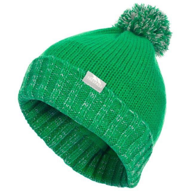 Nefti Kids' Bobble Hat in Green