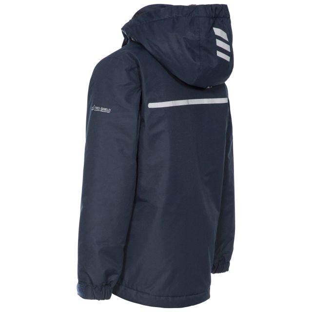 Nicol Kids' Waterproof Jacket in Navy
