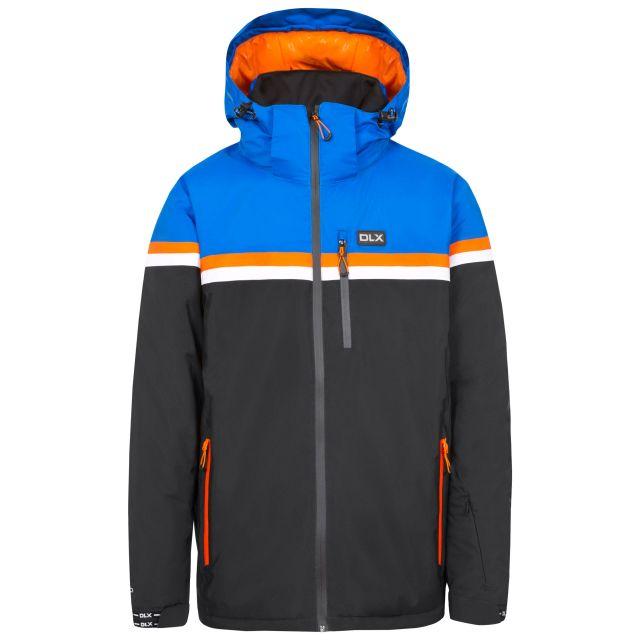 Niven Men's DLX Waterproof Ski Jacket  in Black
