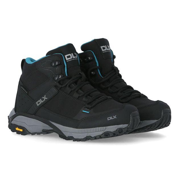 Nomad Women's DLX Vibram Walking Boots in Black
