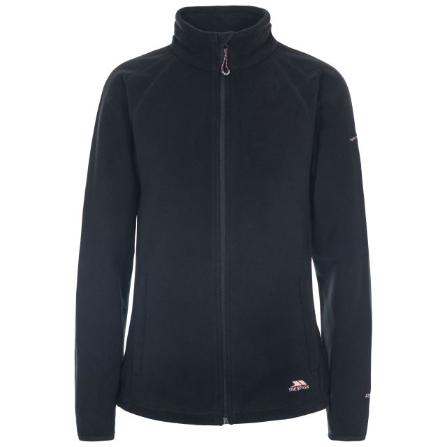 Nonstop Women's Fleece Jacket in Black