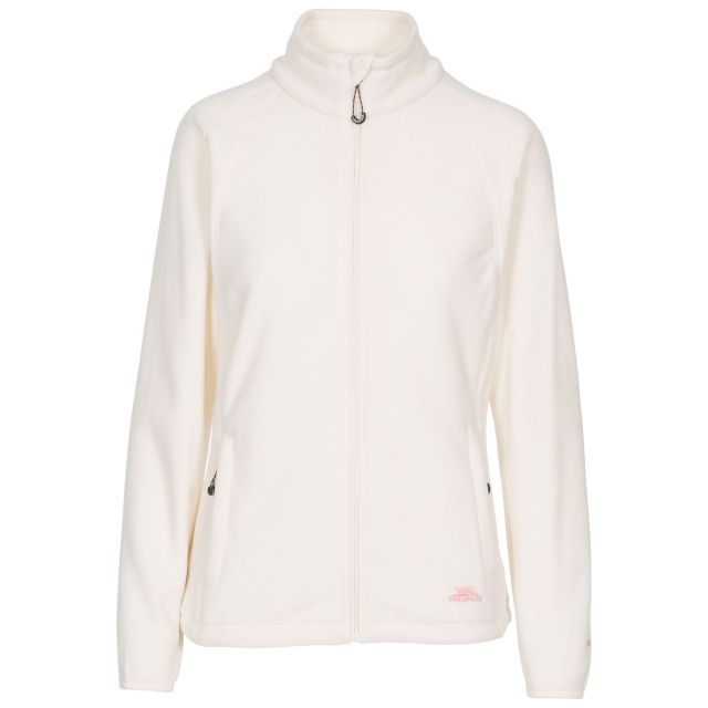 Nonstop Women's Fleece Jacket in White
