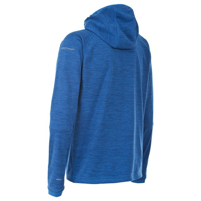 Northwood Men's Fleece Hoodie in Blue