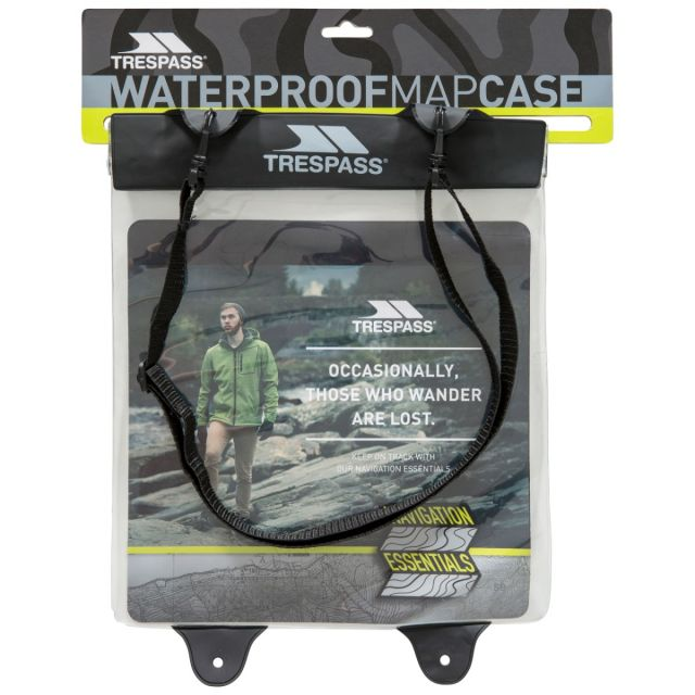 Waterproof Map Case in Black