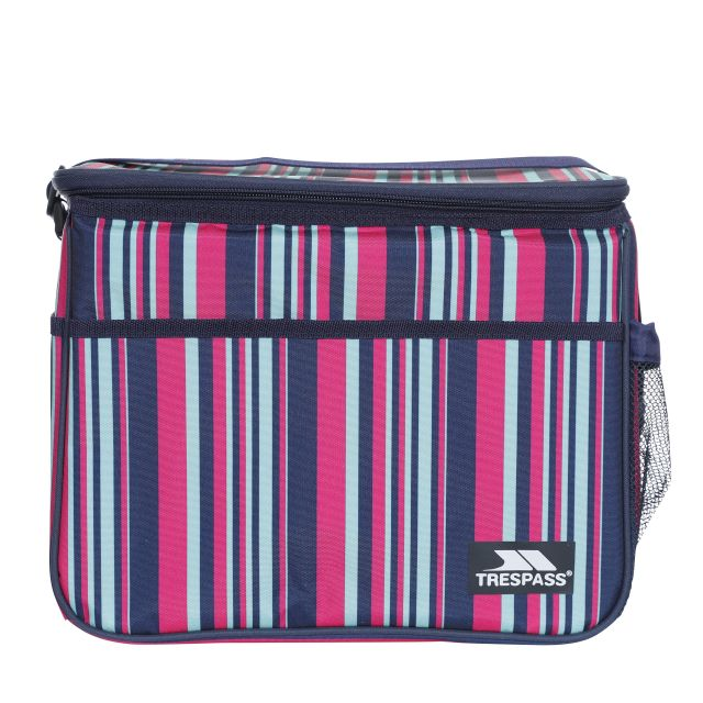 Striped Cool Box 15L in Navy