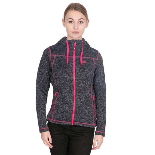 Odelia Women's Fleece in Black