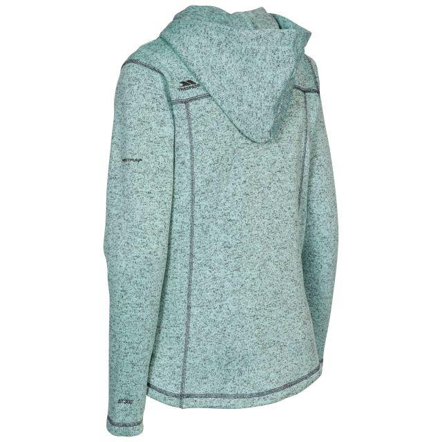 Odelia Women's Fleece in Green