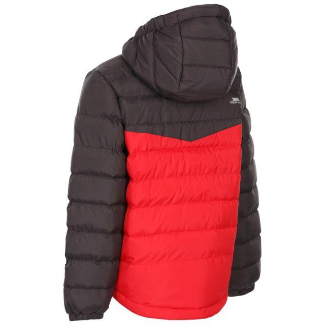 Trespass Kids' Padded Jacket Oskar Red