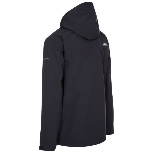 Oswalt Men's DLX Waterproof Jacket - BLK