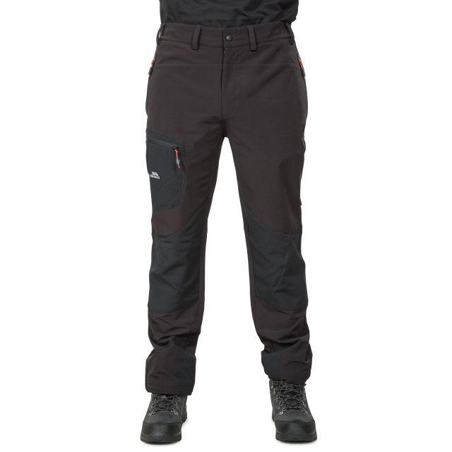 Passcode Men's Mosquito Repellent Cargo Trousers in Black