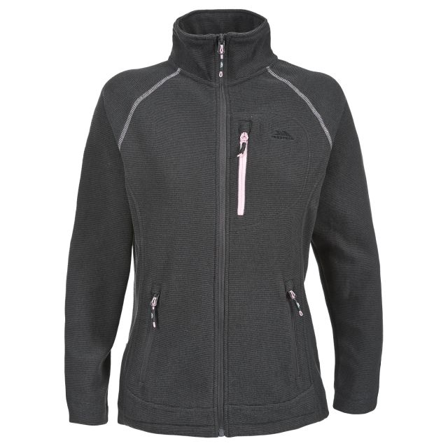 Perrie Women's Fleece in Grey