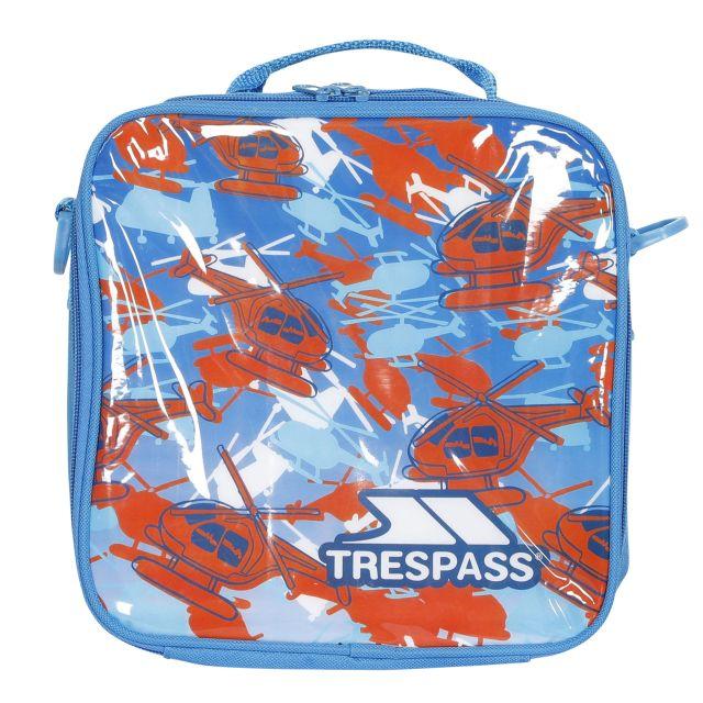 Playpiece Kids' Lunch Bag in Blue, Bag detail