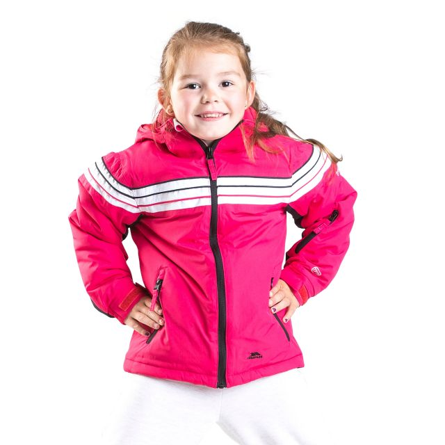 Priorwood Kids' Waterproof Jacket in Pink