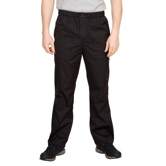 Putter Men's DLX Walking Trousers in Black