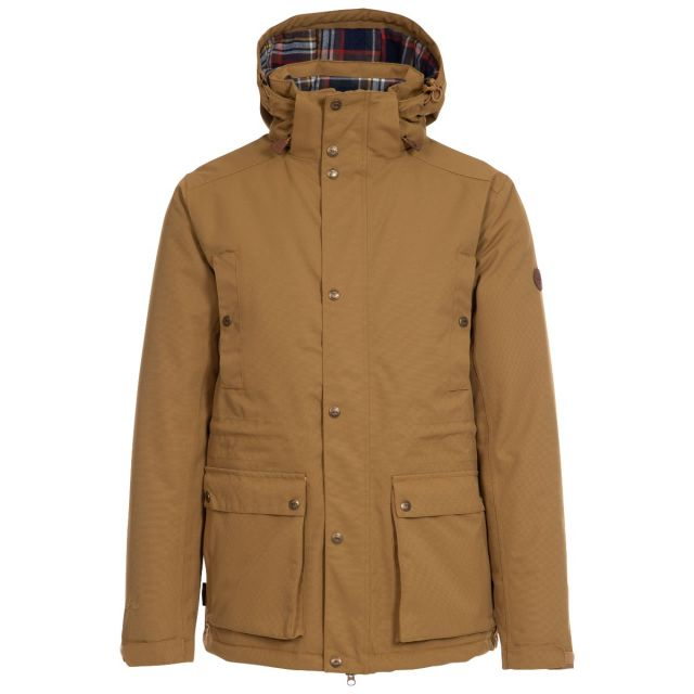Puxtoncombe Mens Waterproof Padded Jacket  - DIJ