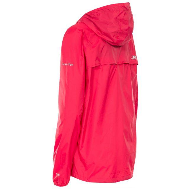 Qikpac Women's Waterproof Packaway Jacket in Pink